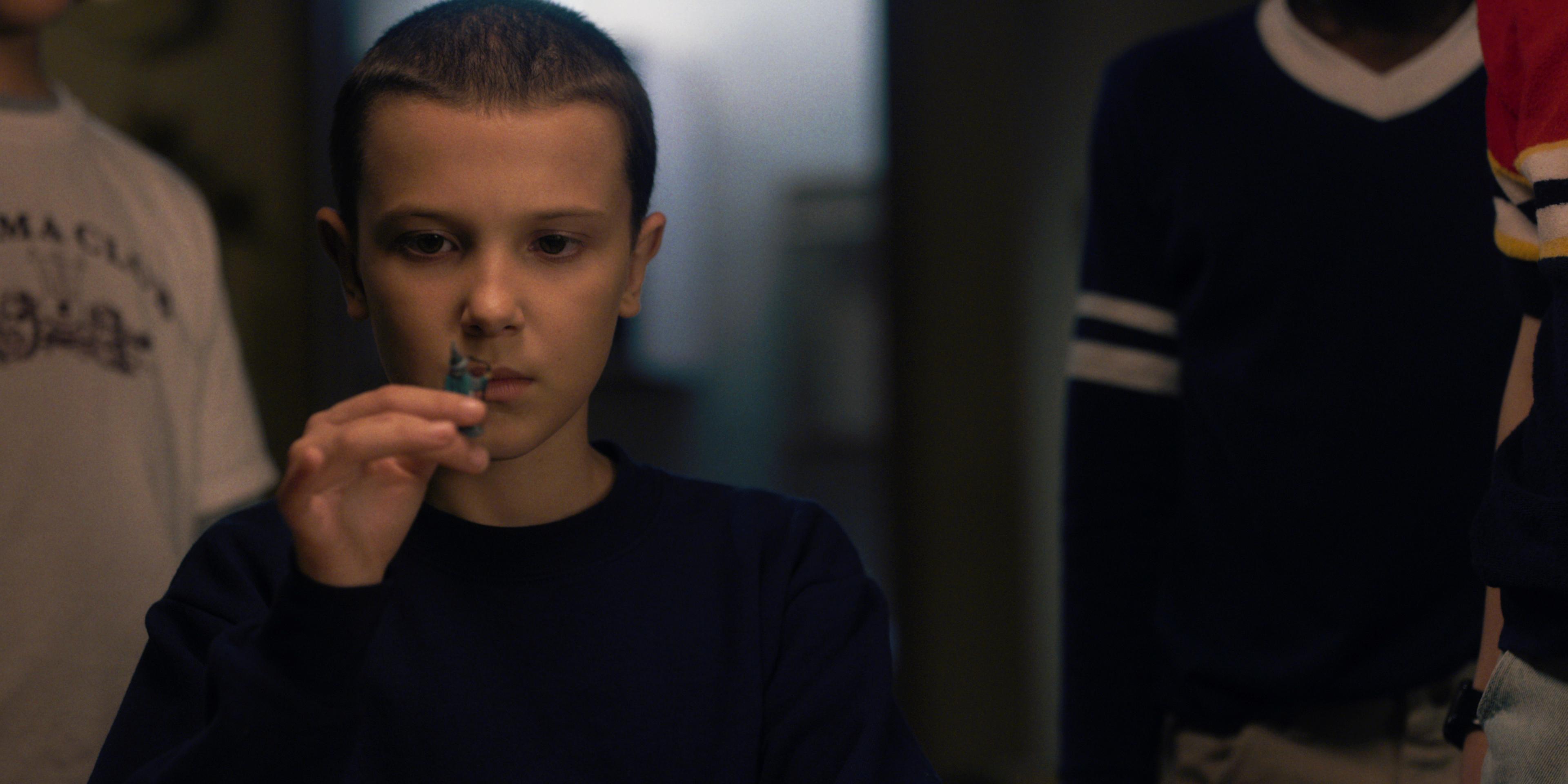 Eleven (Stranger Things) - A Stranger's Things